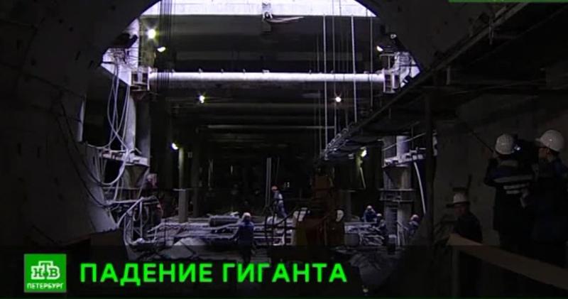 Рабочих петербургского «Метростроя» держат в неведении после разрыва контрактов со Смольным