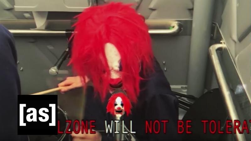 Clown Core Toilet | adult swim smalls