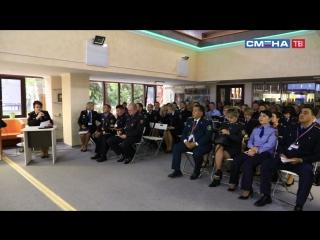 В ВДЦ Смена в рамках образовательнои программы Юныи инспектор дорожного движения прошли тематические мероприятия