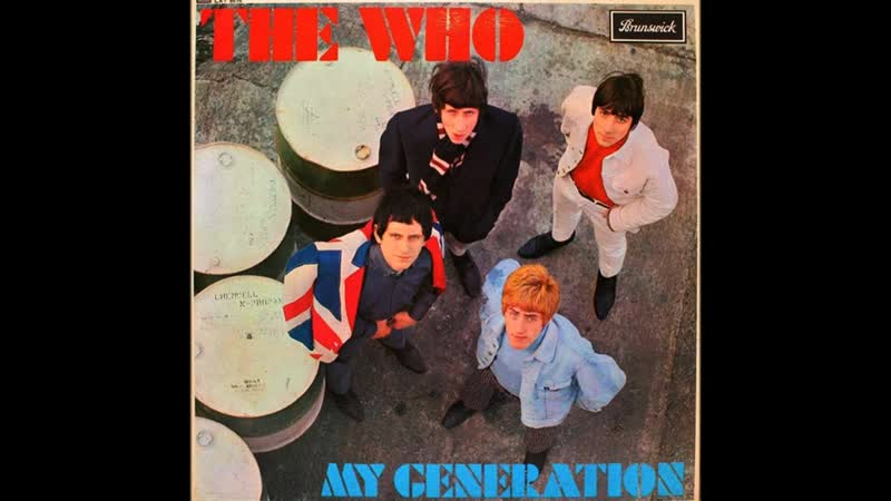 The Who, My Generation 1965