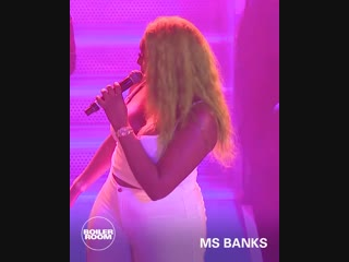 Ms Banks | Boiler Room x Lynx Music: One Night Only London