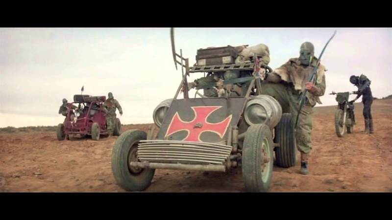 W.A.S.P. Mad Max 2 Harder faster