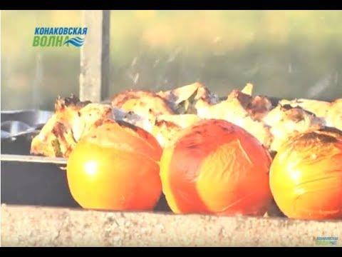 В Конаковском районе состоялся конкурс на лучшее приготовление шашлыка