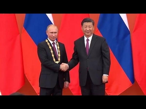 Путин продал дальний восток Китай разрешил россиянам остаться в Сибири