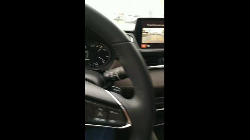 Тест драйв автомобиля!!