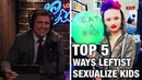 Top 5 Ways Leftists Sexualize Kids Louder With Crowder