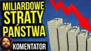 UPADA MIT PIS i Morawieckiego - Miliardowe Straty Państwowych Spółek na GPW - Analiza Komentator