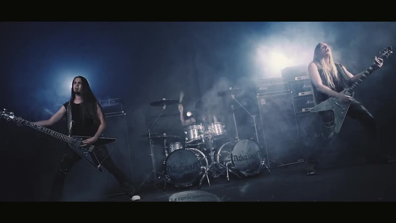 """ATHANASIA - _""""Spoils Of War_"""" (Official Video)"""
