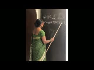 Как учат английский в индии