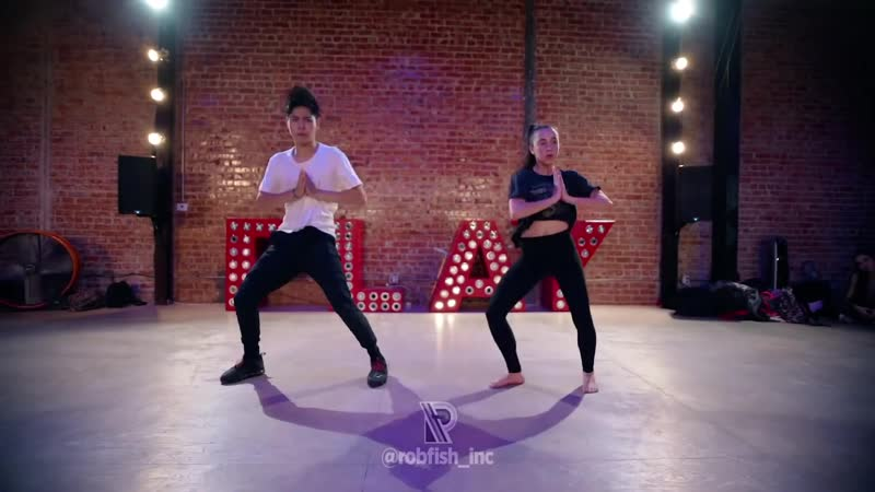 "Kaycee Rice, Sean Lew - ""YOU DONT KNOW"" (Choreography by Brian Friedman)"