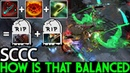 SCCC [Necrophos] How is That Balanced? Broken Game 7.19 Dota 2
