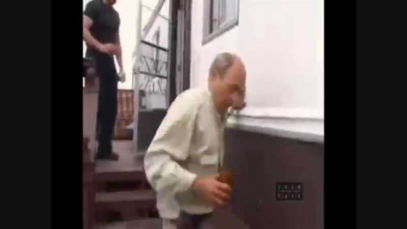 I Am The Liquor - Jim Lahey stair trip (Short)