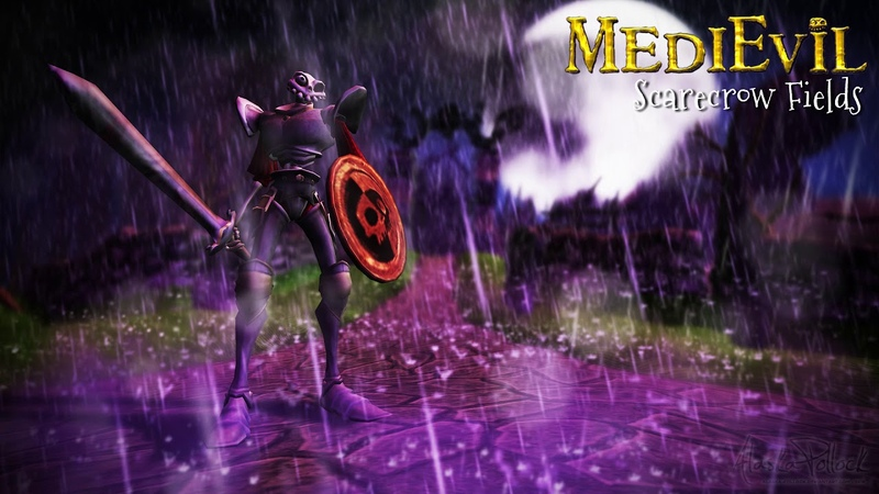 MediEvil - Scarecrow Fields (Metal Cover by Infinity Tone)