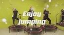 Saule jumping video