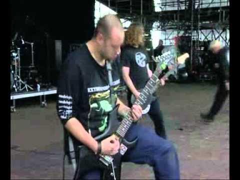 Extreme Noise Terror - Screaming Fucking Mayhem (live @ With Full Force 2005)