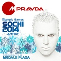 Выступление M.Pravda на Олимпийских играх в Сочи 2014 (Medals Plaza)
