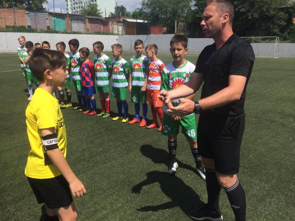 В Таганроге 1 этап областного турнира «Локобол-2019-РЖД»