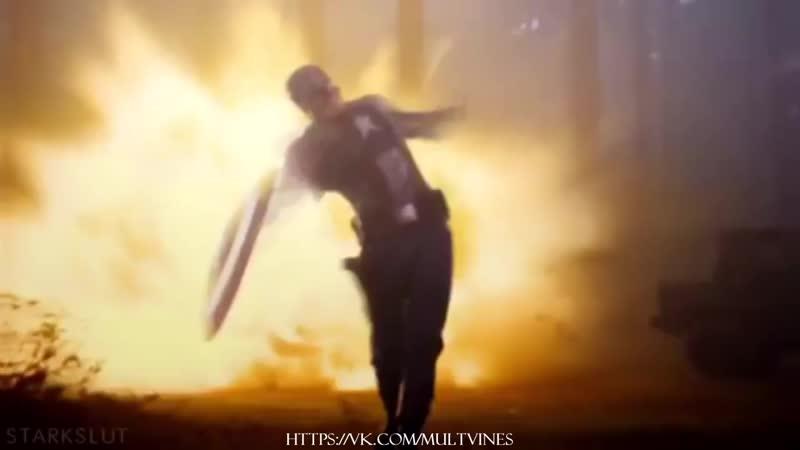 Captain America Капитан Америка Железный Человек Iron man