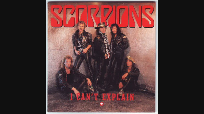 Scorpions - I Cant Explain (Official Video)