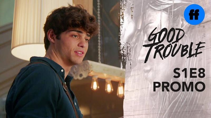 Good Trouble | Season 1, Episode 8 Promo | Here Comes Noah Centineo