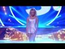 Danse avec les stars : Pamela Anderson et Maxime Dereymez l Pull marine l Contemporain l DALS S09 - 06 october, 2018