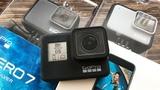 GoPro Hero7 Black уделала Sony X3000 Первое сравнение