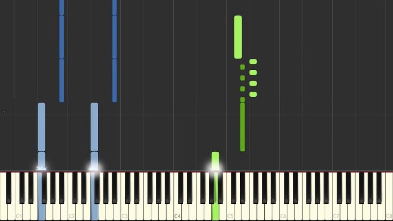 Antonio Vivaldi - Winter (The Four Seasons) [Full piano tutorial]