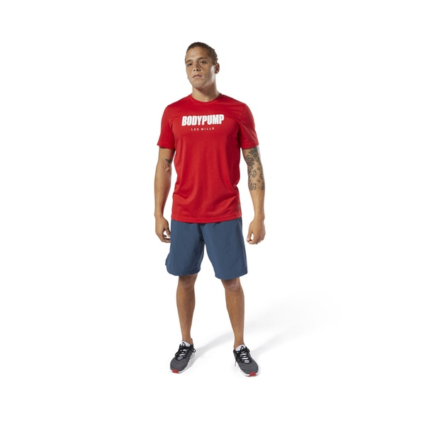 Спортивная футболка LES MILLS BODYPUMP®