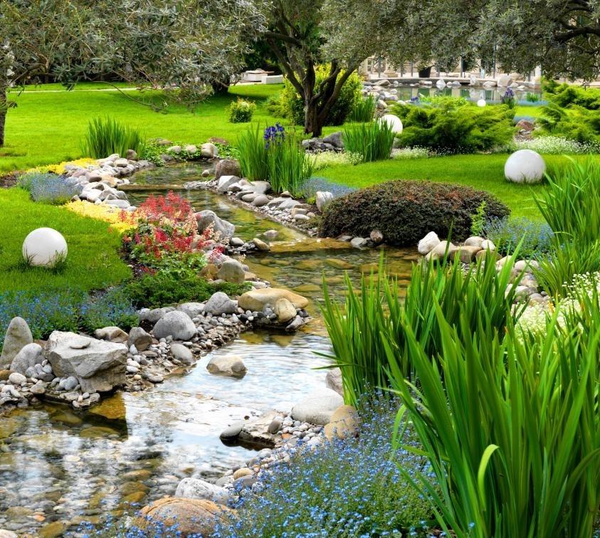 Ландшафтные растения должны использовать растения, относящиеся к их конкретному региону, чтобы избежать инвазии чужеродных видов.