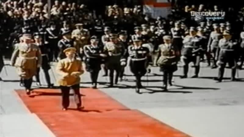Приспешники Гитлера 8 Риббентроп