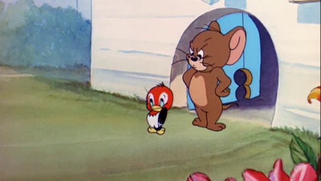 Том и Джерри - Беда на свою голову / Hatch Up Your Troubles (1949) / 41 серия