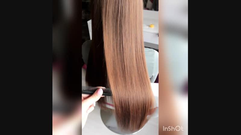 Готовим волосы к зиме ❄