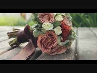 Свадебный клип Юли и Вовы