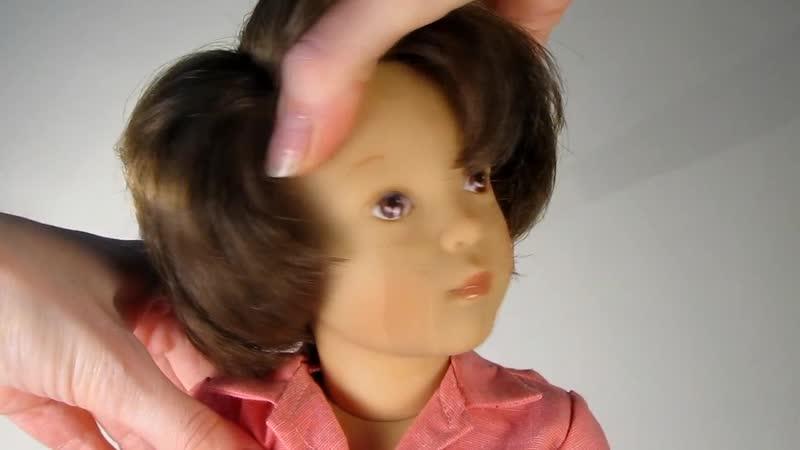 Кукла Пьер Финуш от Сильвии Наттерер