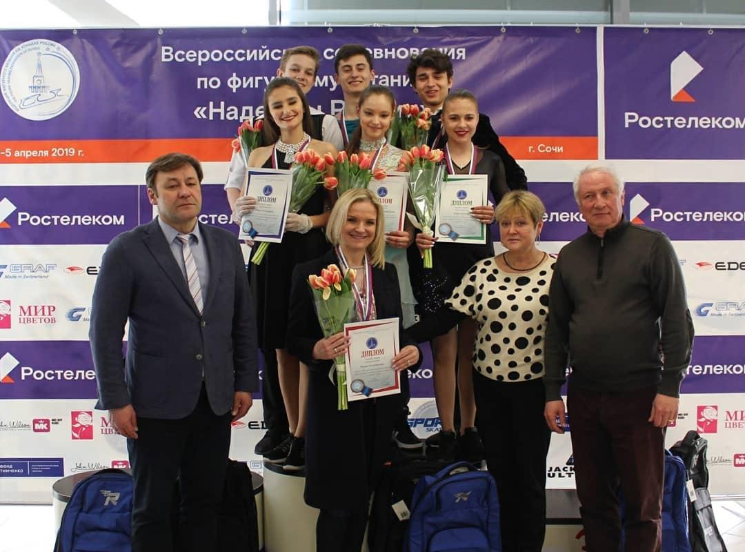 Российские соревнования сезона 2018-2019 (общая) - Страница 19 VMO0NBRsMBU