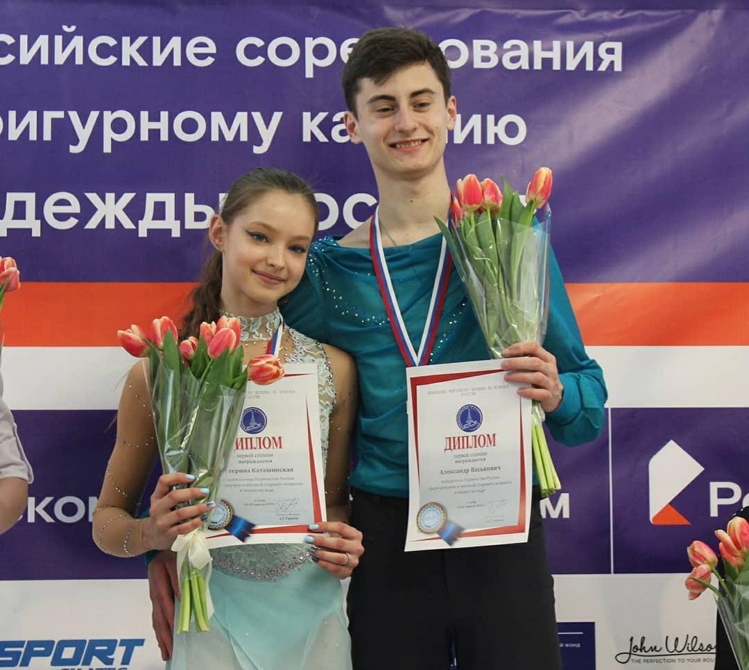 Российские соревнования сезона 2018-2019 (общая) - Страница 19 ER__oGHIrqY