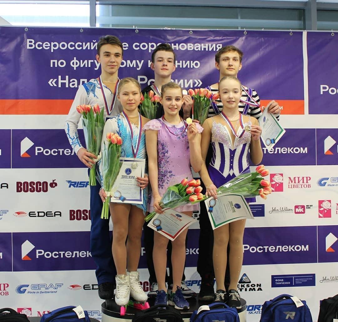 Российские соревнования сезона 2018-2019 (общая) - Страница 19 9PQIu5bN2HM
