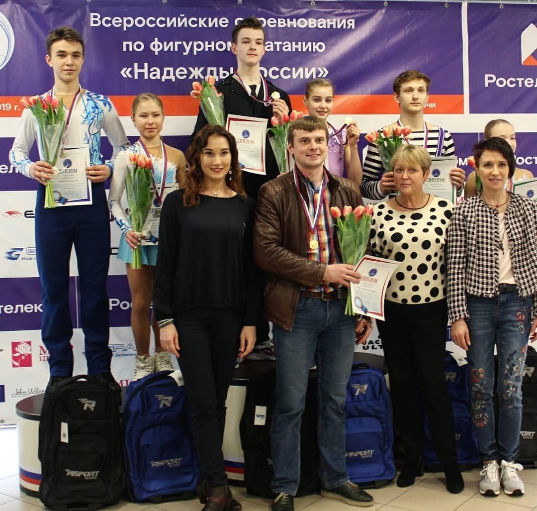 Российские соревнования сезона 2018-2019 (общая) - Страница 19 TZD-VPi6m7U