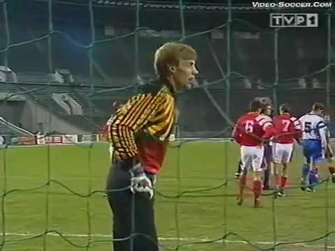 Спартак (М) vs Лех 03.11.1993 FC Spartak Moscow - Lech Poznań