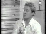 Интервью Сергея Любавина на ТВЦ 23 октября 2008 г.