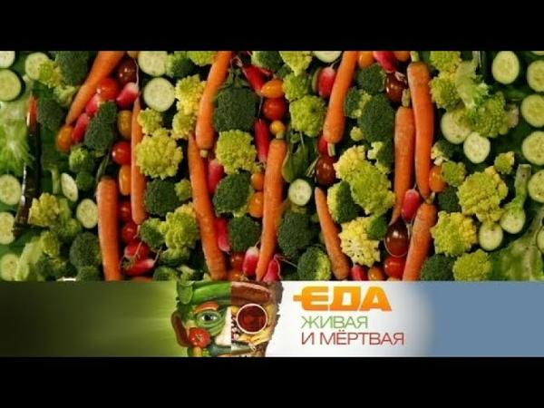 Еда живая и мёртвая юбилейный выпуск (21.04.2018)