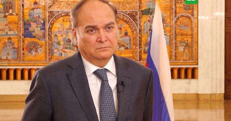 Посол России в США в интервью НТВ заявил о бессмысленности американских санкций