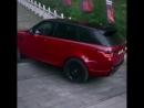 Range Rover показывает свои возможности