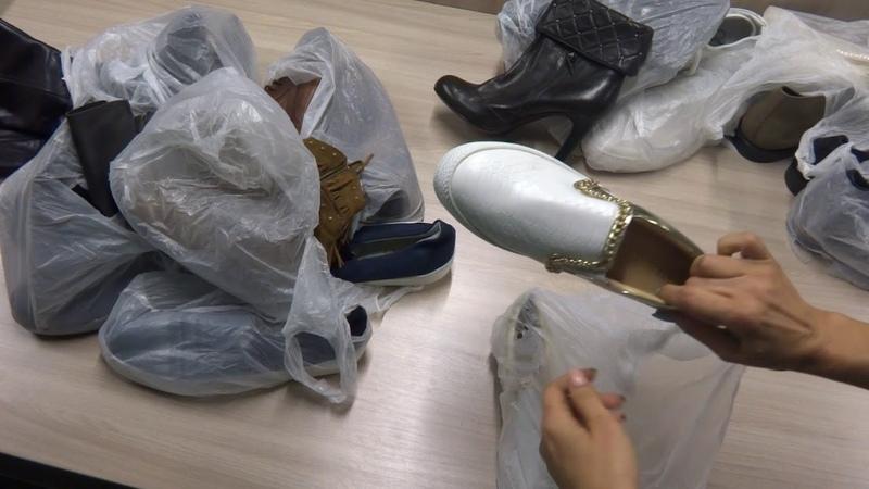 Обувь кожаная Италия сток оптом. Лот 14