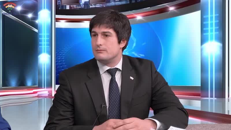 Интервью с Иваном Тюльковым - заместителем председателя Молодежного парламента Ленинградской области