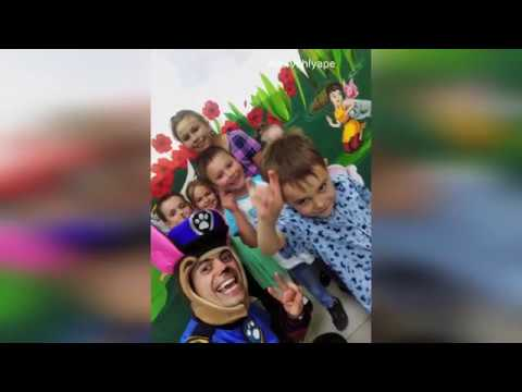 ДР ВИТИ с Гонщиком