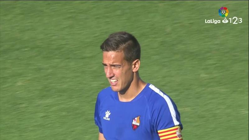CD Tenerife vs CF Reus (0-1) - Extended Highlights