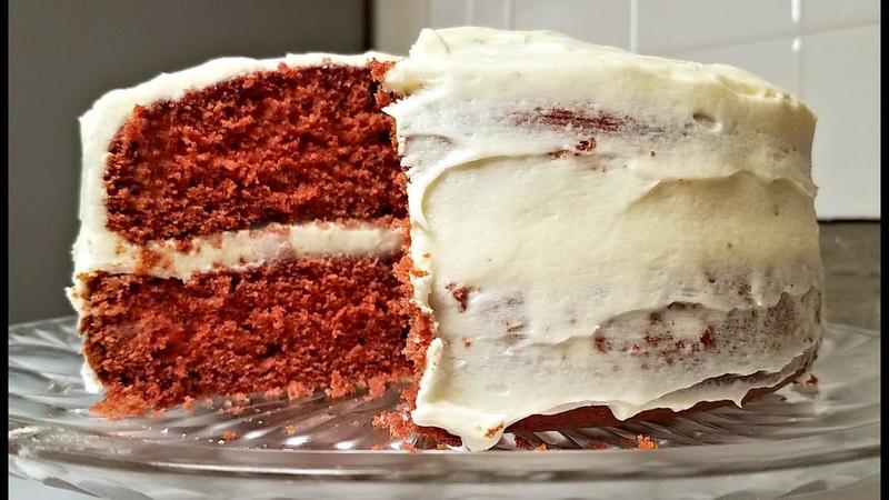 Red Velvet Cake Recipe | Betty Adam's Original Red Velvet Cake Recipe | How to Make Red Velvet Cake
