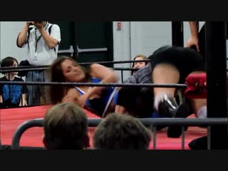 Tessa Blanchard vs. Lilly-Mae