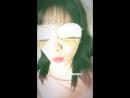 180918 Yeri (Red Velvet) @ Instagram Story redvelvet .smtown
